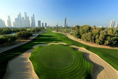 Emirates Golf Club - The Majilis
