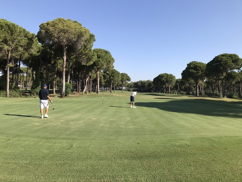 Golf Holidays in Belek, Turkey