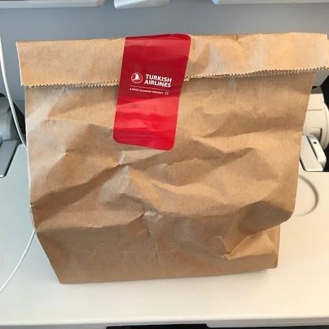 In-flight Snack Pack