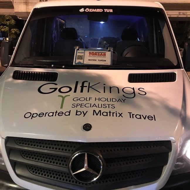 Private transfers on arrival