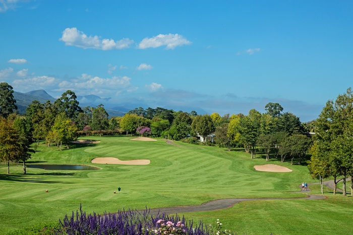 The Outeniqua course at Fancourt