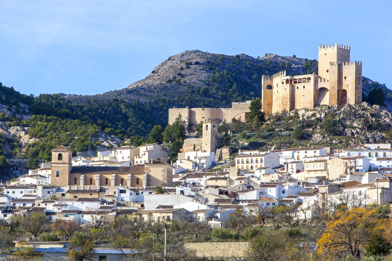 Castillo Marques de los Veles, Almeria