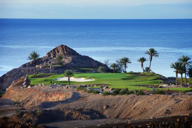 Anfi Tauro Golf Course - Canary Island Golf Holidays