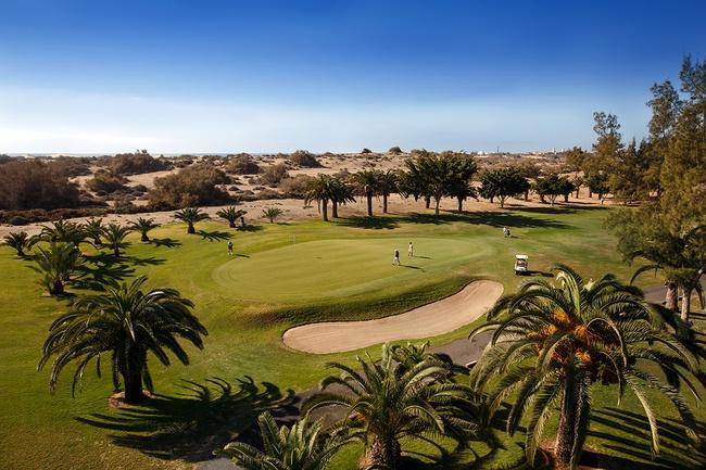 Maspalomas Golf Club - Canary Island Golf Holidays