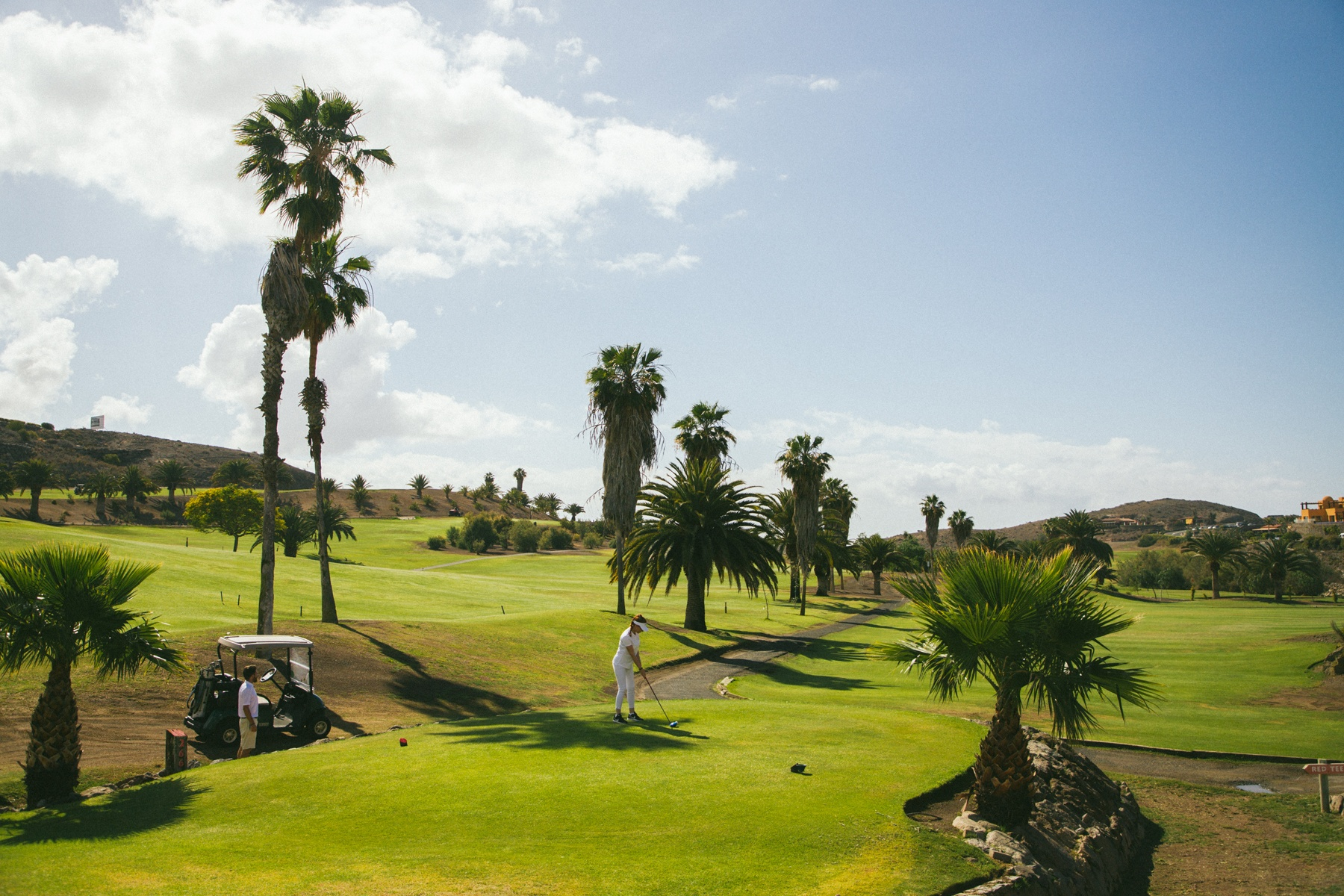 Salobre Old Course - Golf Holidays in the Canaries
