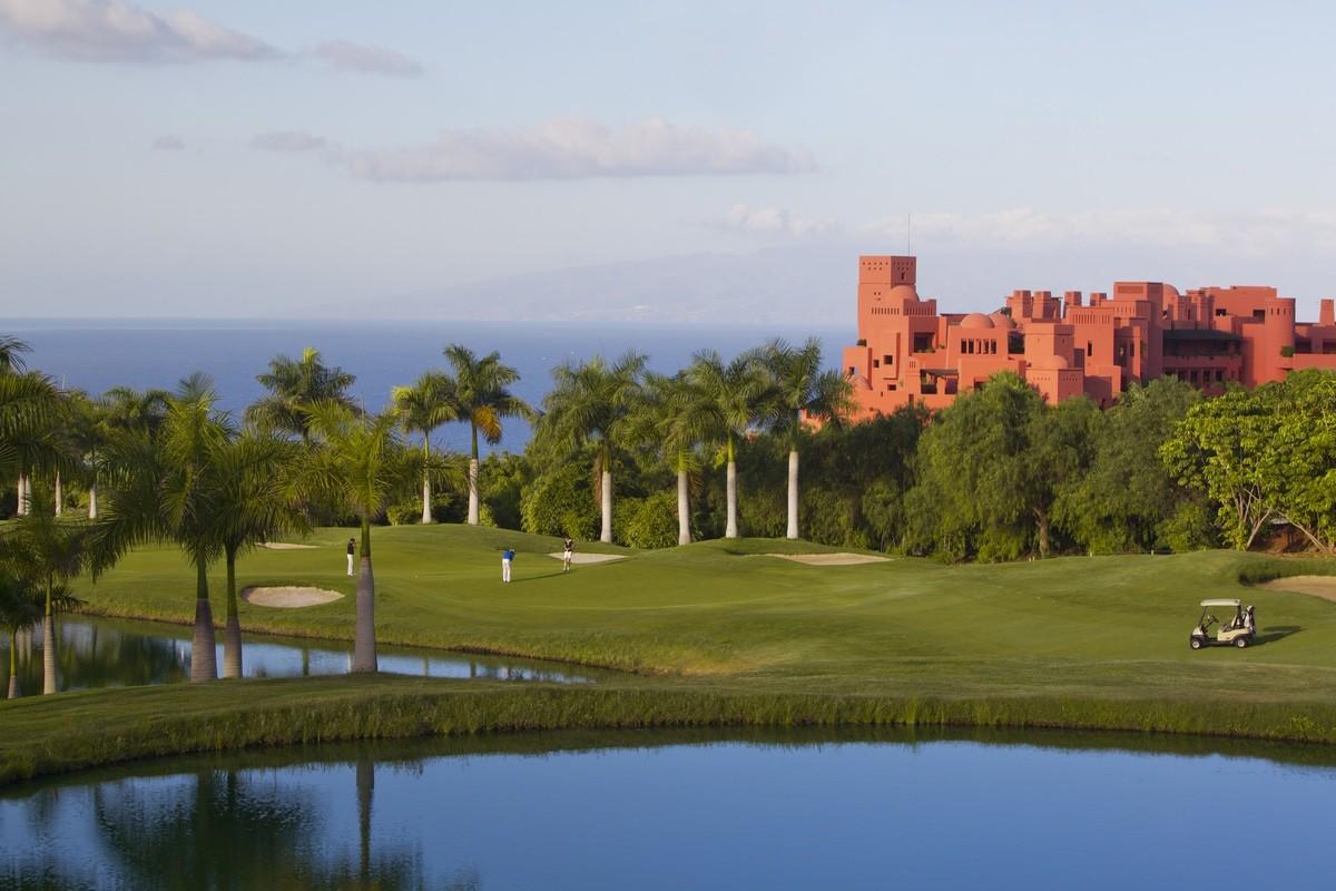 Abama Golf Club, Tenerife