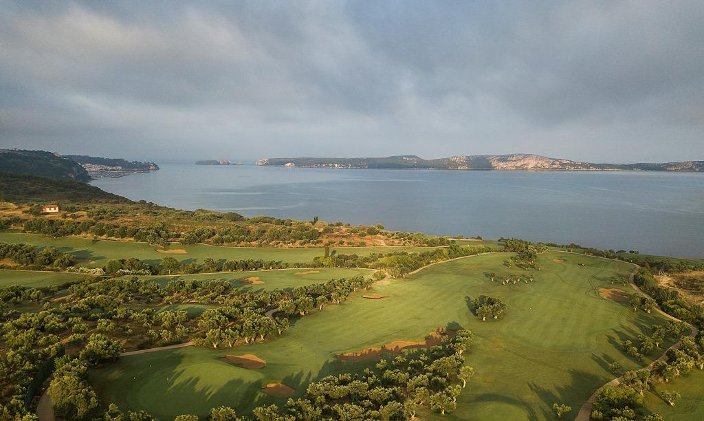 The Bay Course, Costa Navarino