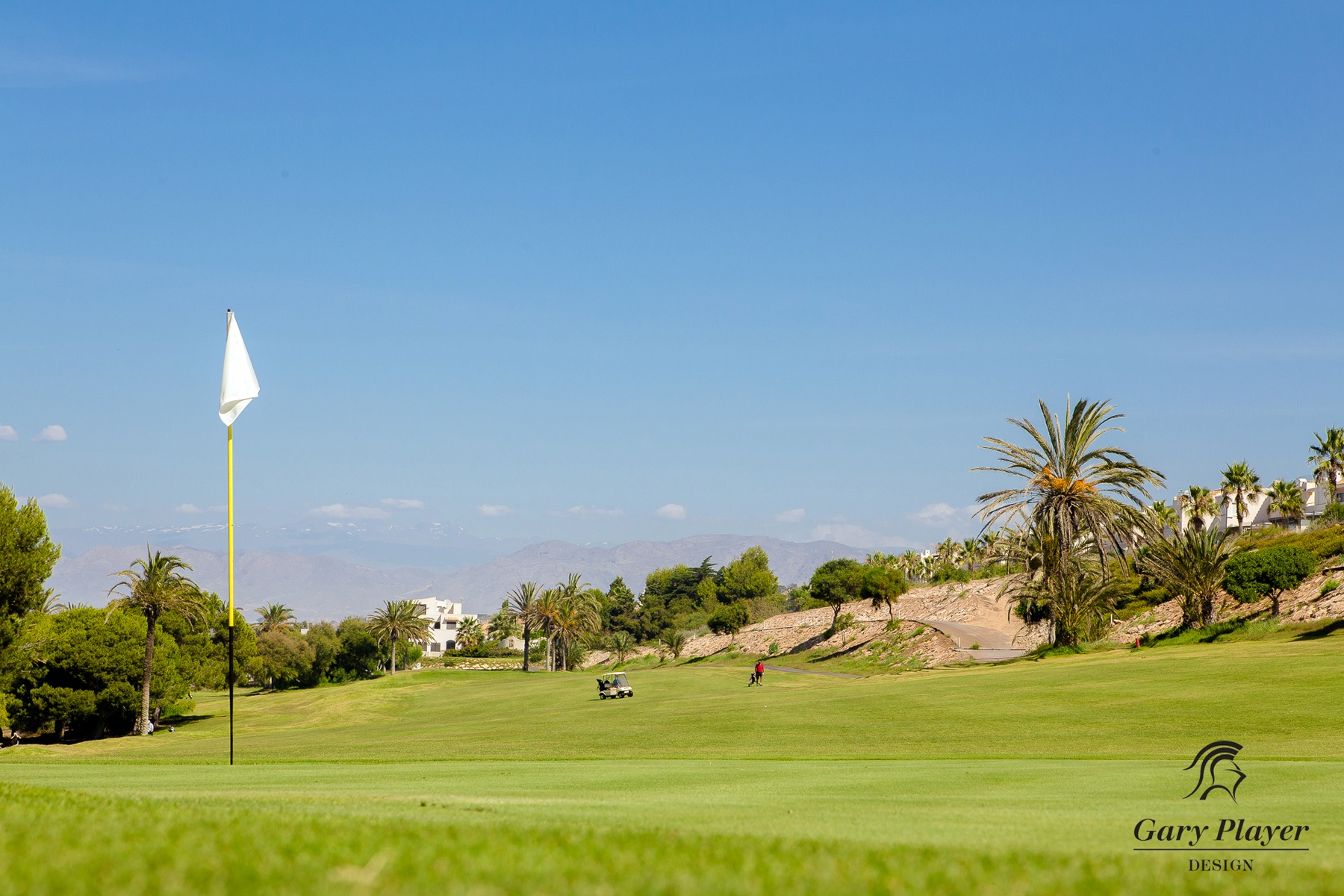 Almerimar Golf Course by Gary Player