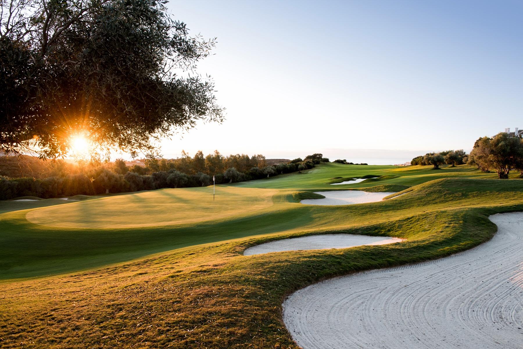 Finca Cortesin Golf Club, Costa del Sol