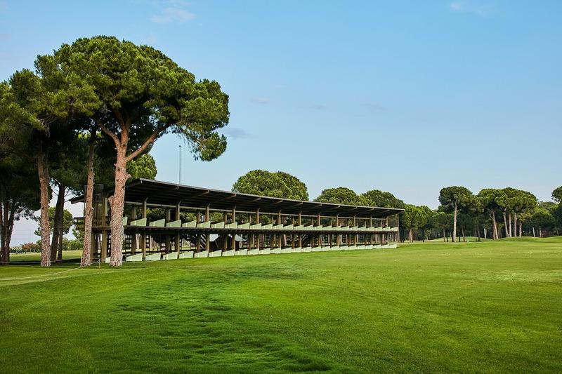 Gloria Golf Club Driving Range