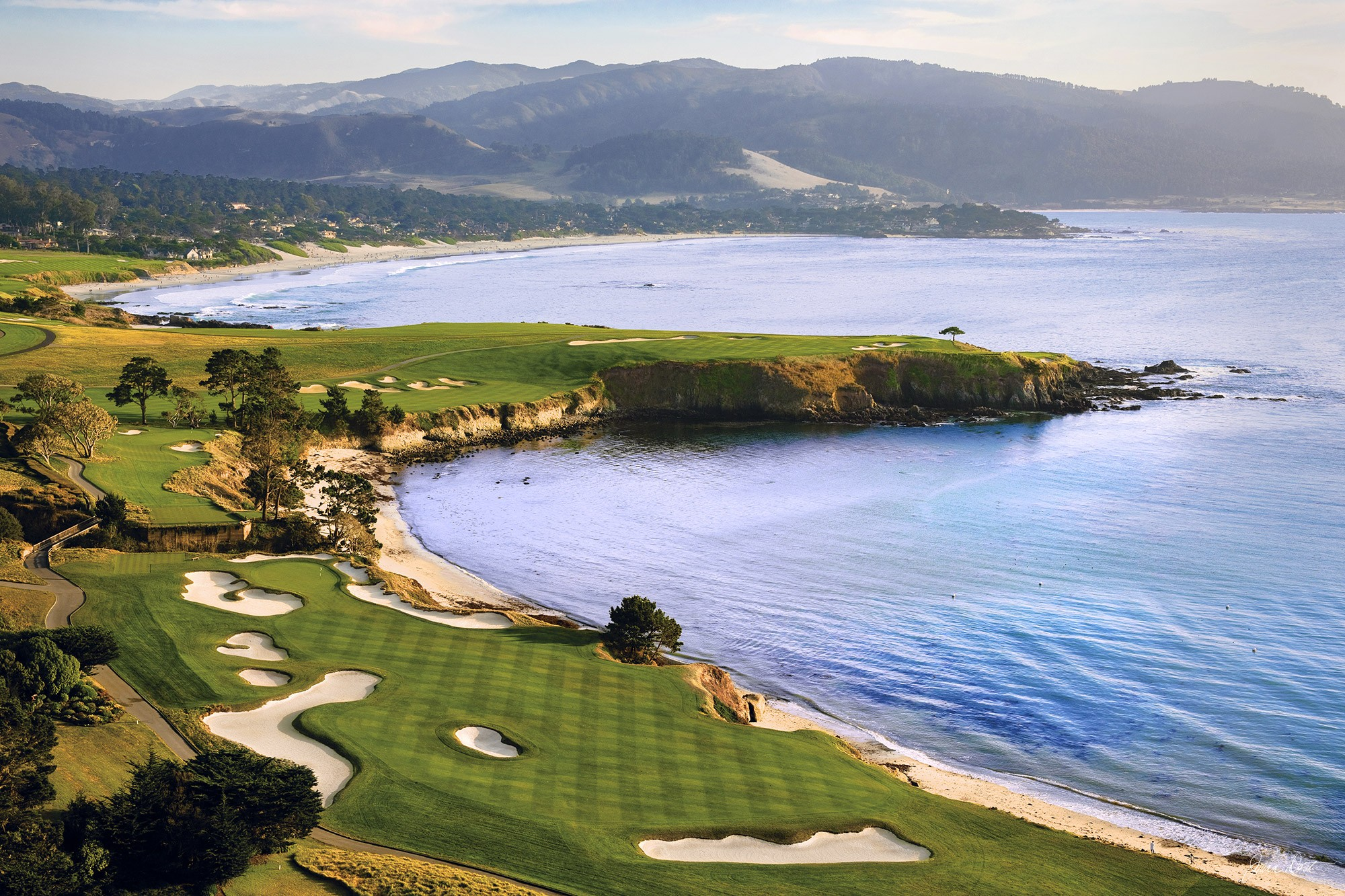 Pebble Beach Golf Links®