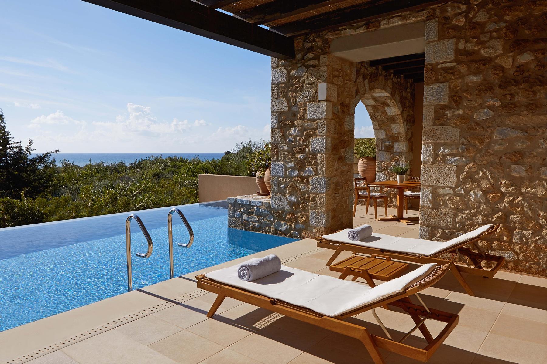 Villa with Private Pool at The Westin Resort Costa Navarino