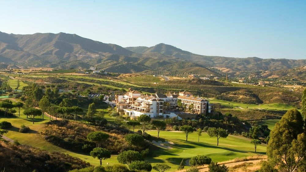 Overview of La Cala Golf Resort